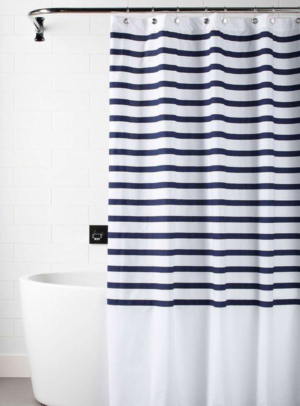 51 Cool Shower Curtain Ideas To Beautify Your Bathroom In 2020