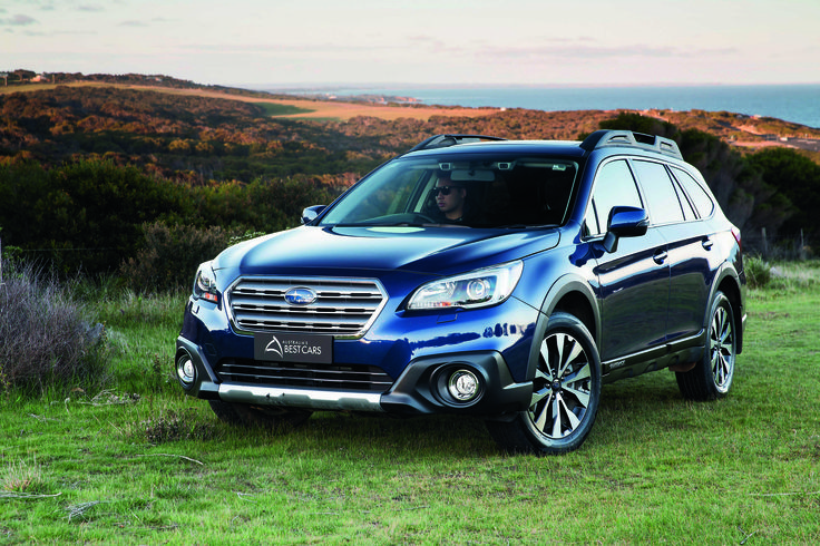 Australia's Best Cars 2015/2016 Awards. Winner - Best AWD SUV under $50,000 - Subaru Outback 2.5i Premium  RoyalAuto March, 2016. Australia's Best Cars Magazine. #SubaruOutback #Subaru #SUV