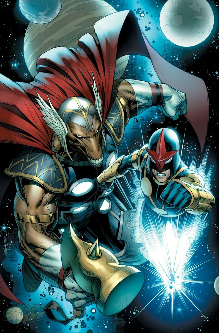 I want to see Beta ray Thor in a movie!