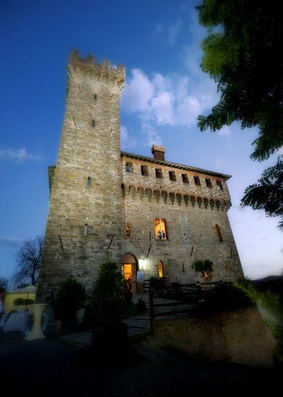 Castello di Trisobbio, Alessandria Piemonte Italia