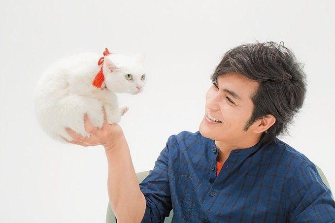 あなごちゃんの美猫っぷりに北村さんの愛がとまらない!