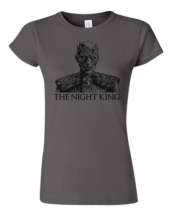 The Night King T-Shirt  Game of Thrones T-Shirt  #GameOfThrones
