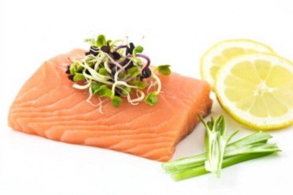 Eat Clean slow cooker salmon recipe -