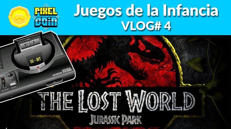 🎮 Juegos de mi Infancia - Jurassic Park The Lost World - Sega - Megadriv...