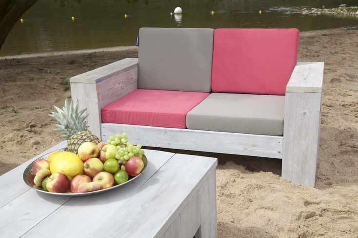 Das WITTEKIND Lounge 2er Sofa.