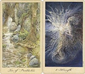 Ghosts and Spirits Tarot review