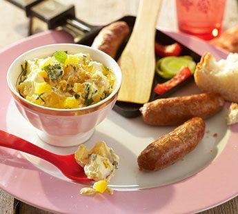 Mini-gehaktstaaf met kerrie-mangodip Gourmetrecept - Recept - Jumbo Supermarkten