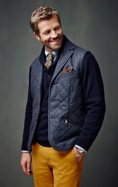 Colección otoño - invierno Cortefiel Hombre 2013 #cortefiel #ctf #moda