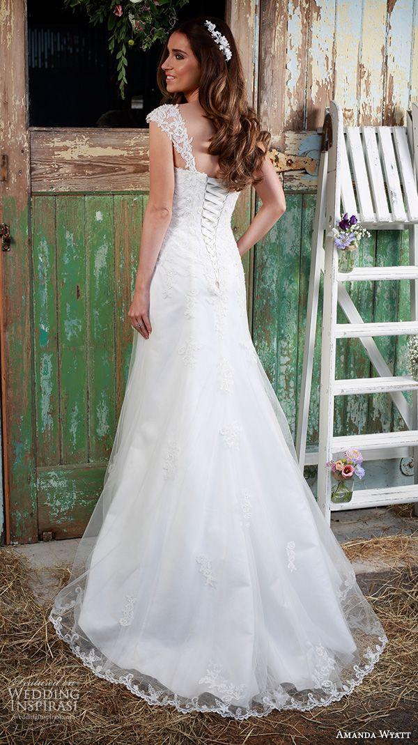 862c8d0b85 Amanda Wyatt 2016 Wedding Dresses — Promises Of Love Bridal Collection