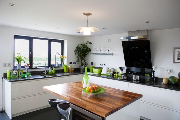 lime green kitchen accessories kitchen pinterest. Black Bedroom Furniture Sets. Home Design Ideas