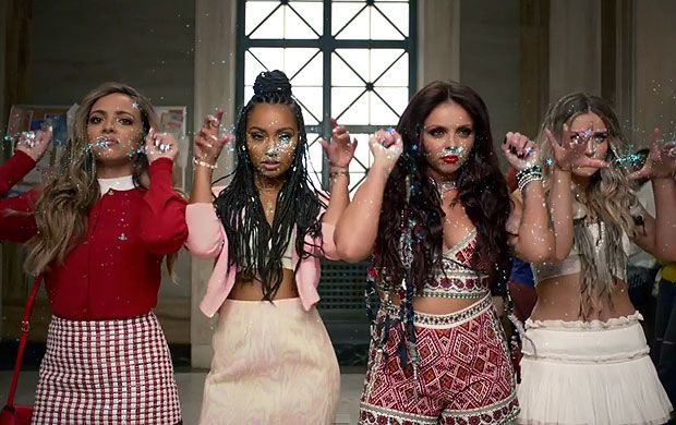 Little mix black magic | Little Mix, jóvenes y brujas en el vídeo de 'Black Magic' - elRemix ...