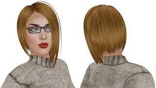 Ramblings Of A Mad Woman: Second Life: Bob, Sweep & Bun
