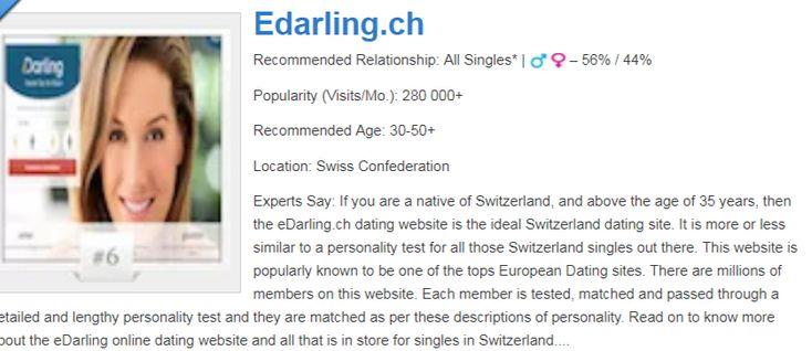 Biggest dating site in europe