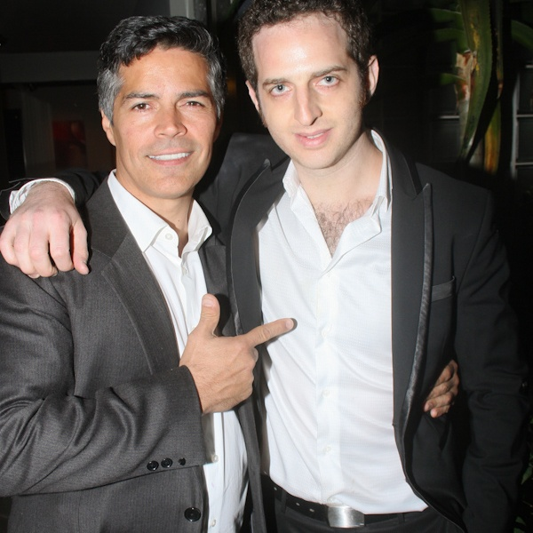 Francisco d'Anconia - Esai Morales and Judd Weiss - Atlas Shrugged Part 2 - HustleBear.com