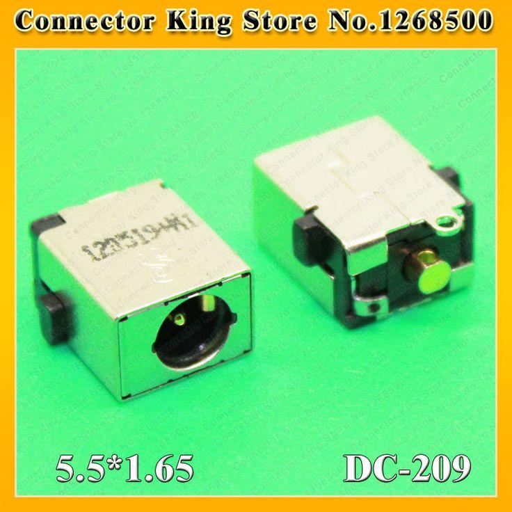 >> Click to Buy <<   Laptop DC Power Jack For Acer Aspire One 722 5530 5532 5536 5534 5538 Charging Socket DC Jack 55.5*1.65 black,DC-209 #Affiliate