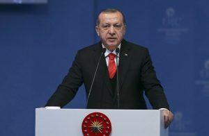 أردوغان يعترف بعدد الشهداء الذين سقطوا في عفرين