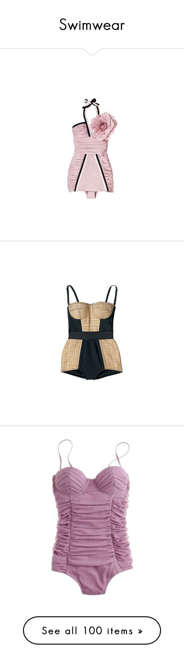 """""""Swimwear"""" by kiteshop ❤ liked on Polyvore featuring swimwear, one-piece swimsuits, swimsuit, dresses, lingerie, bathing suit, swim suits, one piece swimsuits, swimming costume and swimsuit swimwear"""