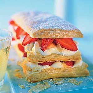 5-Ingredient Summer Desserts | 3-Step Strawberry Dessert | MyRecipes