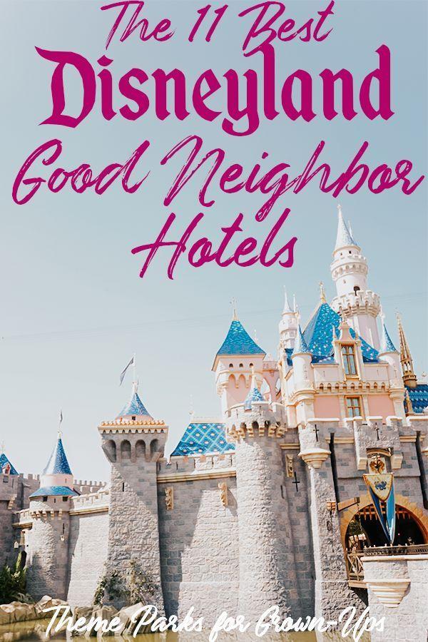 Pin On Staying At Or Around Disneyland Resort