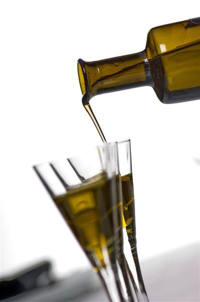 Taste delicious istrian olive oil