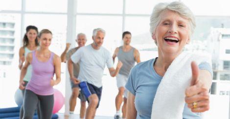 Cvičenie a Parkinson