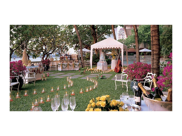 best jardines para bodas images on pinterest marriage wedding decoration and gardens