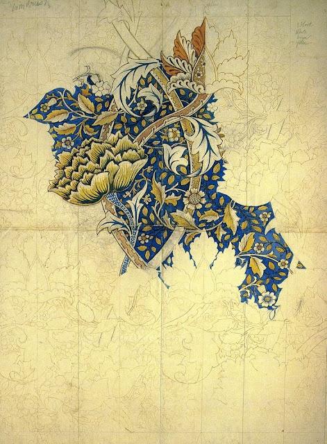 William Morris: Morris Design, Decor Crafts, Art Crafts, Crafts Movement, Crafts Art, Textiles Design, Williams Morris, Textiles Patterns, Angel Wings Tattoo