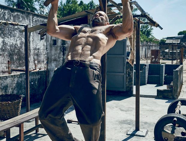 Jason Statham's training secrets - Men's Health