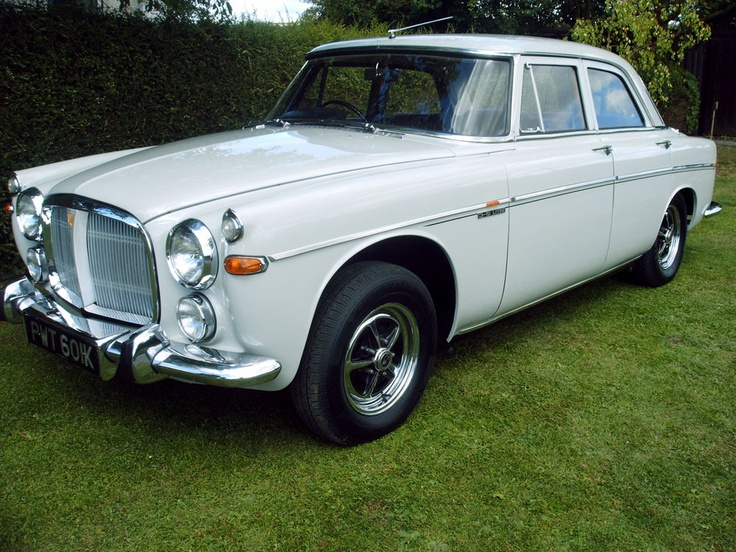 1971 Rover 3.5litre Saloon