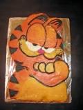 """one """"serious"""" Garfield birthday cake"""