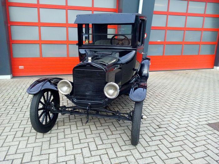 Ford - Modelo T - 1924