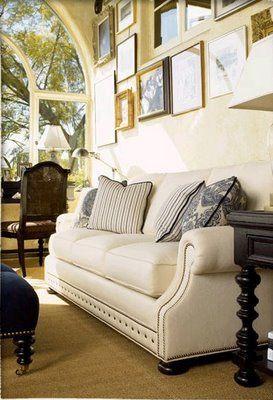 tommy bahama ...great sofa!