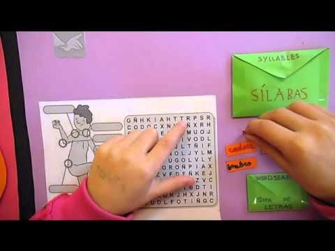 LAPBOOK CUERPO HUMANO - YouTube
