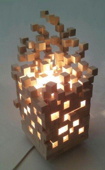 diseno lampara