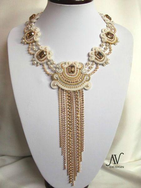 Hélène de Troie -2 - Mes bijoux en perles