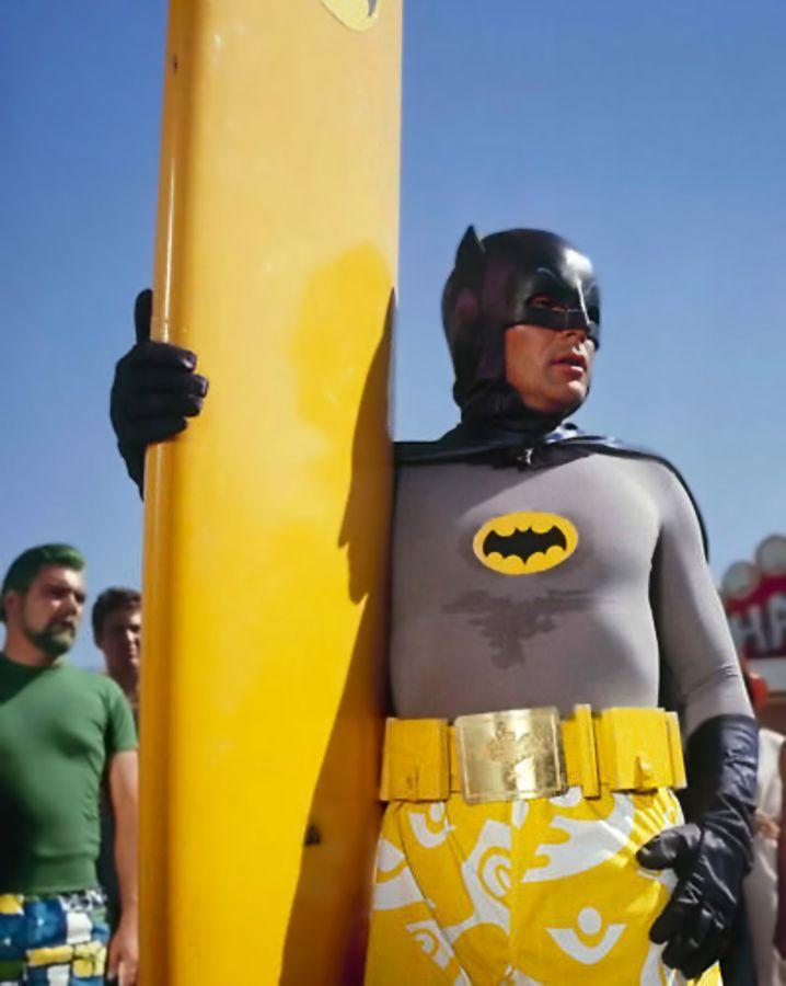 "Batman vs. the Joker, on Surfboards! Season 3 Episode ""Surf's Up, Joker's Under"""