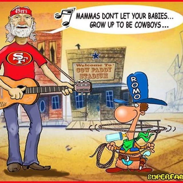 49er Nation SF Niners San Francisco 49ers Words of wisdom...
