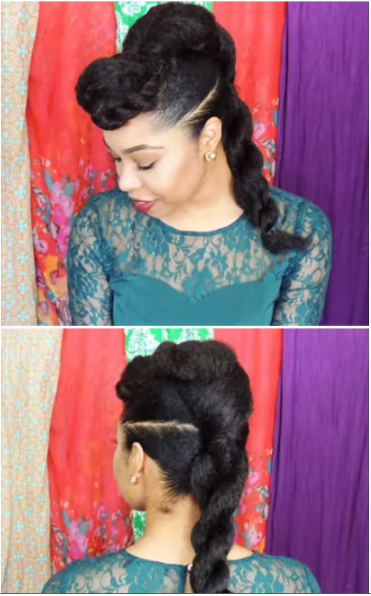 Terrific 1000 Images About Hair Trials On Pinterest Protective Styles Hairstyles For Women Draintrainus