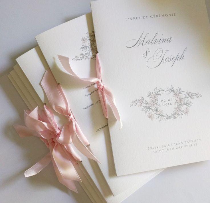végétal chic – Wedding – Crème de Papier