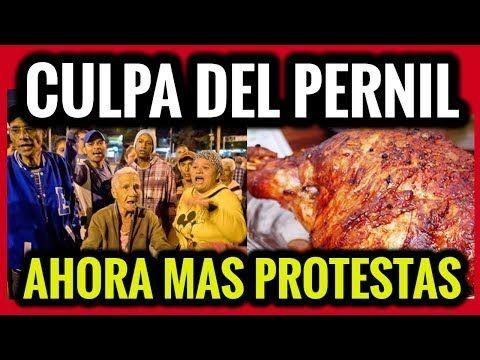 ultimo minuto VENEZUELA, MAS PROTESTAS POR PERNIL, ULTIMAS NOTICIAS DE V...