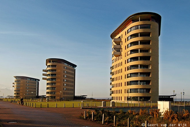 Apartments, Almere, The Netherlands