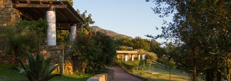Greenery and Stones  Borgo la Pietraia