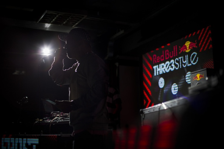 Seo2, Host oficial del Red Bull Thre3style 2013