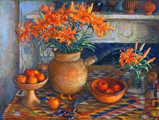 MALENY ART: Margaret Olley - an Australian Icon ...