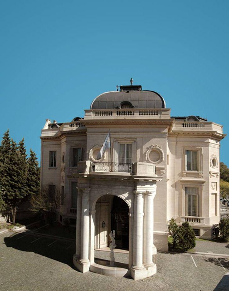 Palacios de Buenos Aires , Arquitectura Argentina