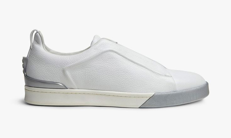Zegna Couture Leather Sneakers. http://www.selectism.com/2015/03/30/zegna-couture-leather-sneakers-2/