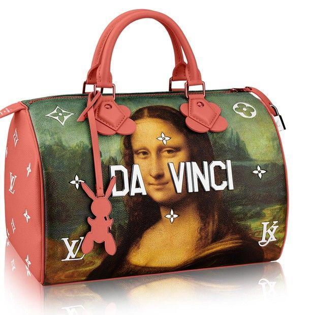 f9e978b980d9 Louis Vuitton anuncia edição limitada de acessórios em parceria com Jeff  Koons