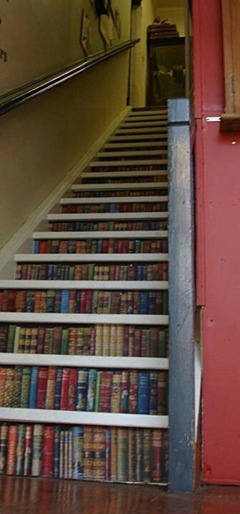 Fill your house with stacks of books in all of the crannies and all of the nooks - Dr Seuss