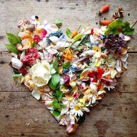 It's all about Hearts ♡ found on Debra Oliver Common Ground ~ Valentines.