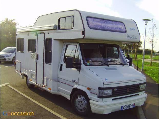 1000 id es sur le th me camping car d occasion sur pinterest camping car occasion achat et. Black Bedroom Furniture Sets. Home Design Ideas